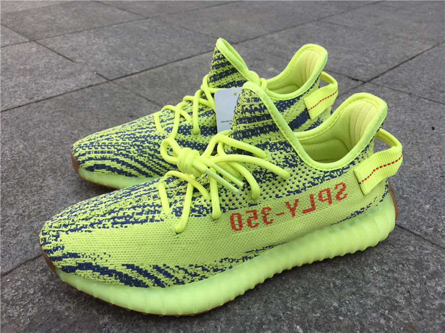 low priced acf9d 22874 ADIDAS YEEZY BOOST 350 V2 - FROZEN YELLOW