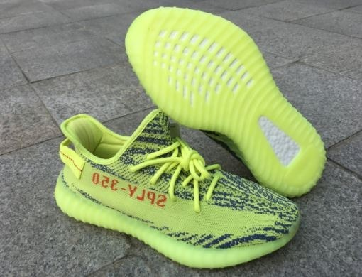 low priced 6fe27 6abcb ADIDAS YEEZY BOOST 350 V2 - FROZEN YELLOW
